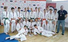Středočeský výběr žáků skončil na bronzové pozici v Českém poháru.