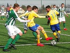 Poslední přípravný zápas Benešovu vyšel, když porazil Malše Roudné 4:1, ale trenér Veselý nebyl moc spokojený.