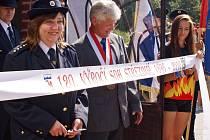 Z oslav 120. výročí Sboru dobrovolných hasičů ve Střezimíři.