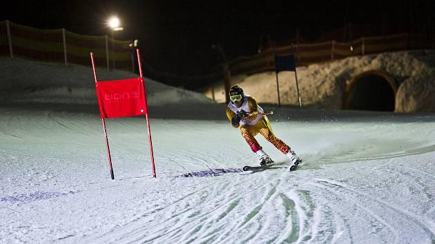 Sporten Dark Snow na Monínci, jak se akce jmenuje, je určená široké veřejnosti.