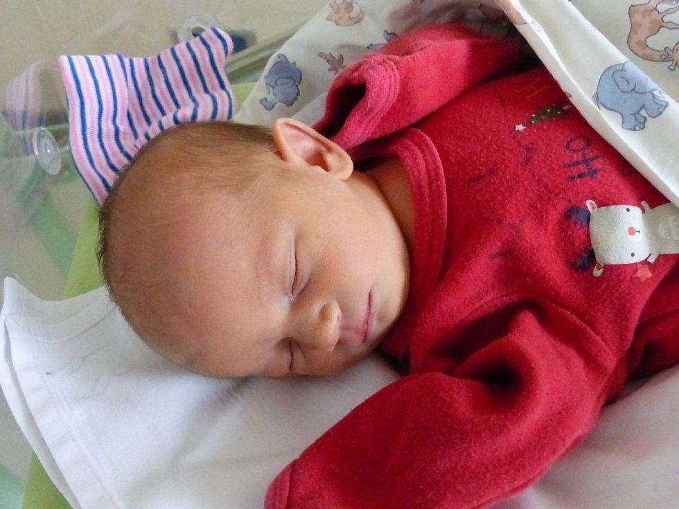 Vanesa Nulíčková se narodila 10. dubna 2021 v kolínské porodnici,  vážila 2400 g a měřila 46 cm. Do Zruče nad Sázavou odjela s bráškou Danielem (5) a rodiči Martinou a Stanislavem.
