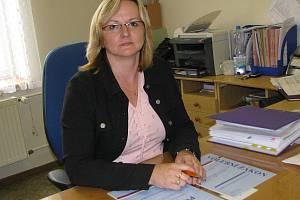 Vedoucí oddělení vnitřní správy MěÚ Benešov Lenka Petrášková doporučuje voličům hlasovací lístek vyplnit už doma.