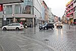 Nedávno zrekonstruovanou Tyršovu ulici v Benešově čeká rekonstrukce dlážděné vozovky.
