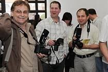Školení fotoamatérů