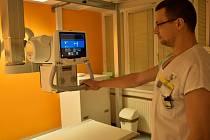 Slavnostní předání nových rentgenů v Nemocnici Rudolfa a Stefanie v Benešově.