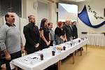 Ustavující zasedání nového zastupitelstva Bystřice se protáhlo v úterý 30. října až k půlnoci.