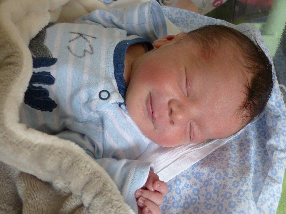 Matyáš Horáček se narodil 9. dubna 2021 v kolínské porodnici,  vážil 3645 g a měřil 51 cm. V Kolíně se z něj těší maminka Pavla a tatínek Martin.