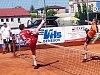 Momentka z utkání Šacungu s Karlovými Vary.
