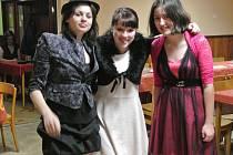 Divadelní ples se v Červeném Újezdu konal již počtvrté.