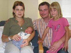 25. srpna se šťastným rodičům Petře Kubíčkové a Martinu Žákovi ze Senohrab narodila dcera Marie Žáková. Po příchodu na svět měřila 52 cm a vážila 3,7 kg. Radost udělala i šestileté sestřičce Elišce.