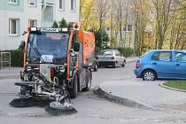Blokové čištění se bude v Benešově konat celý duben.