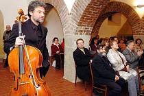 Křest CD Mezinárodního hudebního festivalu Kutná Hora 2009