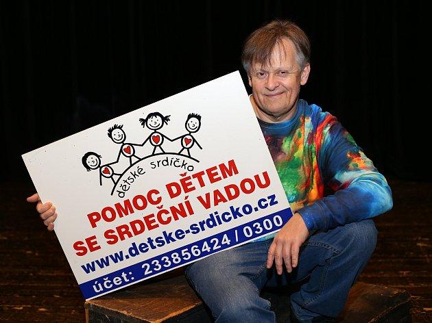 Radek Tupý ze Sázavy.