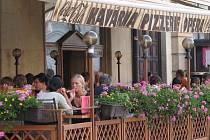 Kavárna Opera na Horním náměstí