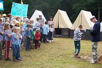 Na dvoutýdenní tábor vyrazilo šedesát dětí z Vlašimska a Benešovska