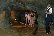 V podzemí vlašimského zámku byla devadesátiprocentní vlhkost.