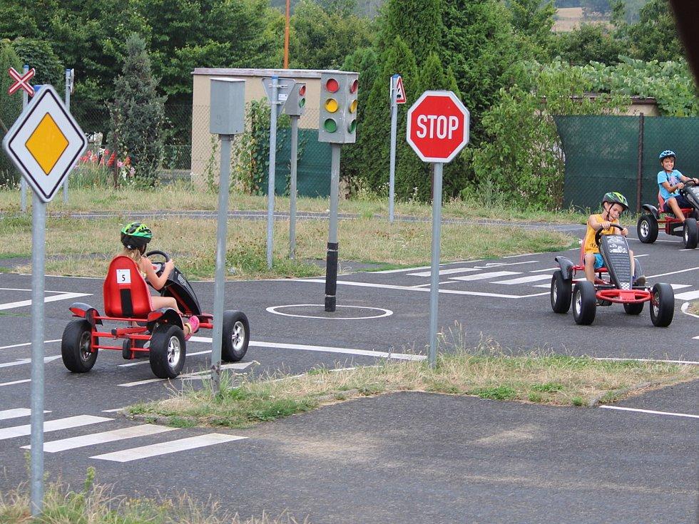 Dopravní hřiště. Ilustrační foto.