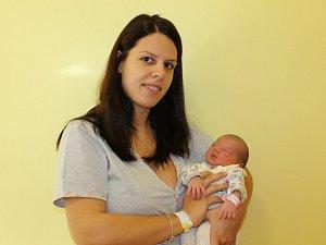 Nela se narodila 1. prosince 2018 ve 8.02 hodin rodičům Zdeňce a Františku Kahounovým. Při narození měla 3010 gramů a 48 centimetrů. Doma v Býkovicích na ní čeká bratr Sebastian.