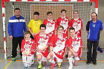 Vítězný tým Sedlec-Prčice.