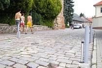 Na Kalově vznikne od 1. září pěší zóna.
