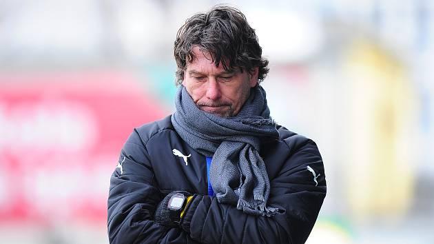 Fotbalový trenér Daniel Šmejkal