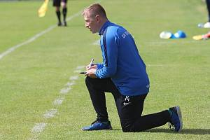 Fotbalový trenér Josef Laštovka
