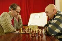 Na šachové bleskovce se sešli její hráči v postupické sokolovně už po pětadvacáté.