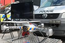 Policejní dron.