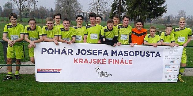 SPŠ Vlašim si po druhém místě v Krajském finále v Nymburku vybojovala postup do kvalifikace o republikové finále Poháru Josefa Masopusta.