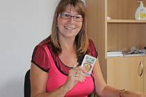 Jana Rubešová vykládá karty už dvacet let.