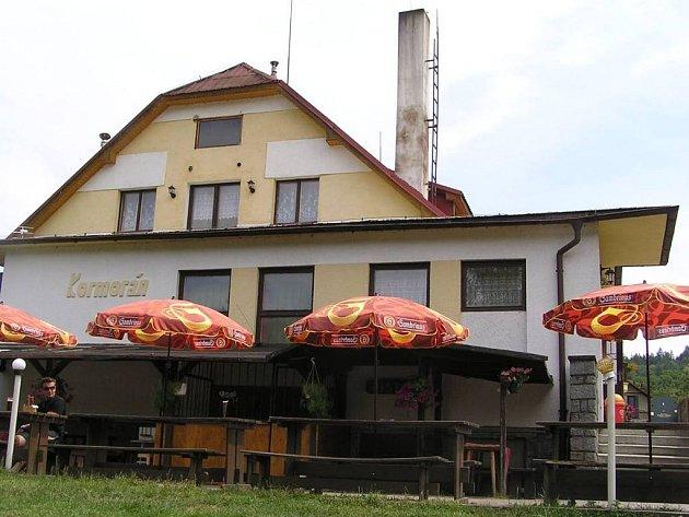 Hotel Kormorán ve Zlenicích