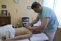 Masáže uvolňují tělo a pomáhají k regeneraci organizmu.