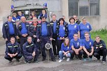 Nespečtí hasiči soutěžili o titul Dobráci roku.