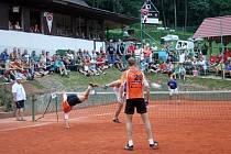 Turnaj Šacung Cup se hraje v posázavském osadním areálu již 58 let.