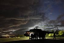 Bude se na Letišti Benešov létat i v noci?