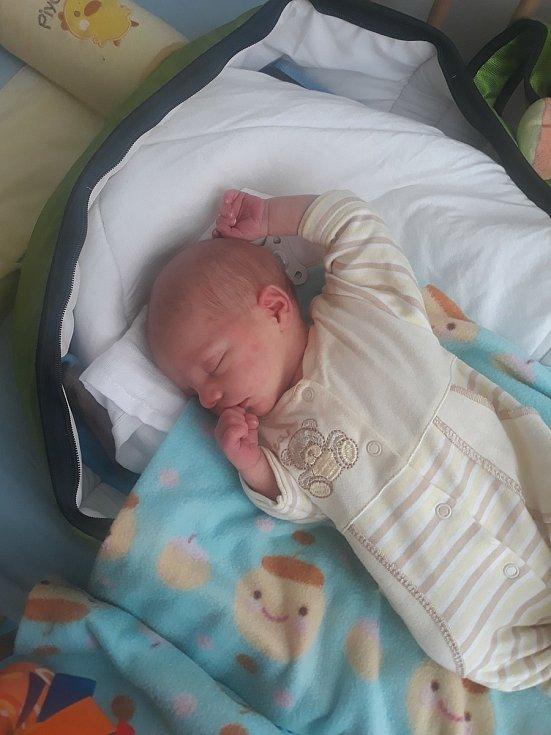 Artur Král se narodil 11. března 2021 v 11:26 v příbramské porodnici. Po narození vážil 3250 g a měřil 49 cm. S rodiči Denisou a Petrem Královými bude bydlet v Křivoklátě.