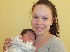 Slavnostním dnem pro Gabrielu Šimákovou a Tomáše Müllera z Chrášťan je 16. duben. V 1.27 se jim narodila prvorozená dcera Viktorie. Při příchodu na tento svět vážila 3,52 kilogramu a měřila 50 centimetrů.