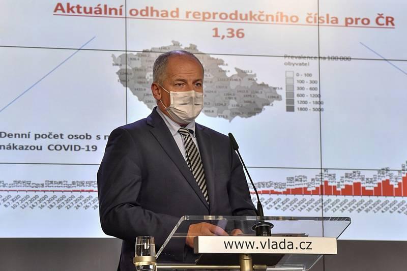 Bývalý ministr zdravotnictví Roman Prymula.