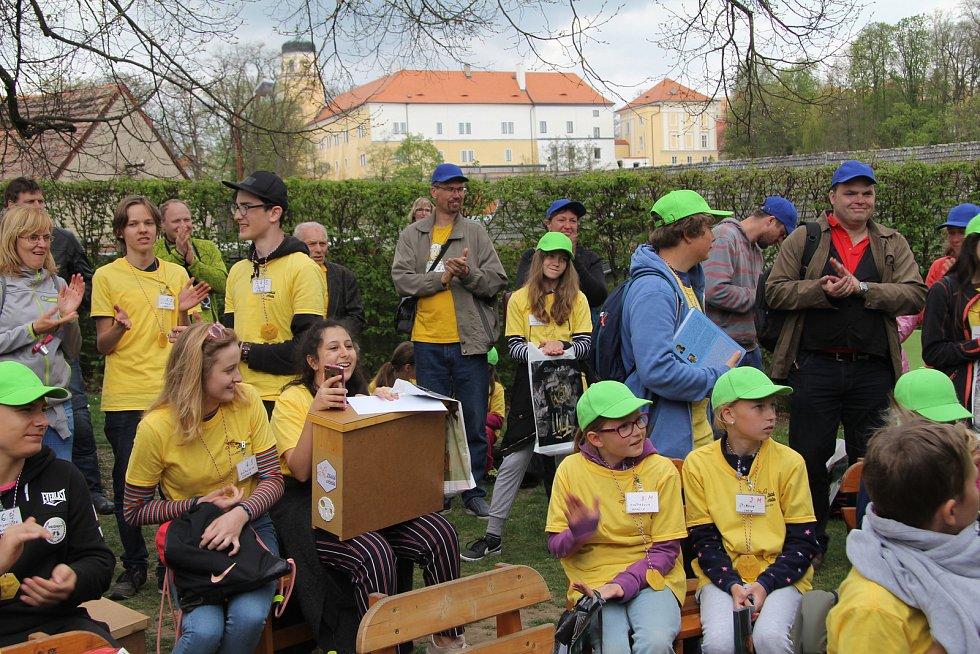 Oblastní kolo soutěže Zlatá včela pro Středočeský kraj včetně Prahy
