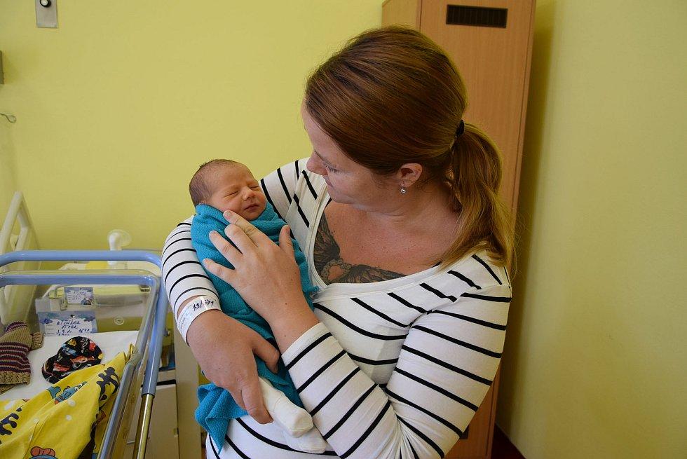 Richard Šípek se Marcele Ložkové a Matěji Šípkovi narodil v benešovské nemocnici 3. září 2021 v 16.57 hodin, vážil 2740 gramů. Bydlištěm rodiny je Zlatá u Říčan.