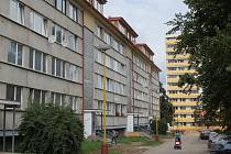 Vlašimská Dolnokralovická ulice.