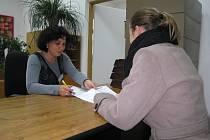 Votický úřad práce sídlí na nové adrese už od začátku prosince.