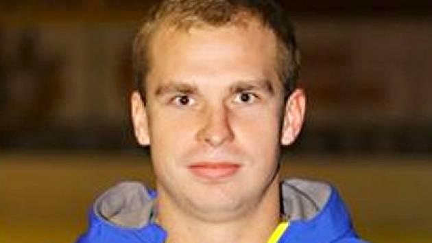 Daniel Starec, útočník HC LEV Benešov.