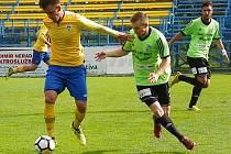 ČFL: Benešov - Vyšehrad 0:0 PK 2:3.