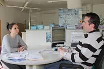 Úřad práce Benešov eviduje zhruba 50 uchazečů o zaměstnání ze zemí EU.