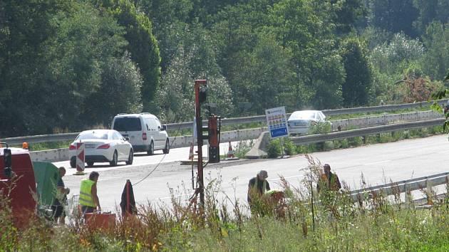 Dálnici D1 mezi Psáři a Souticemi by měli začít modernizovat na jaře.