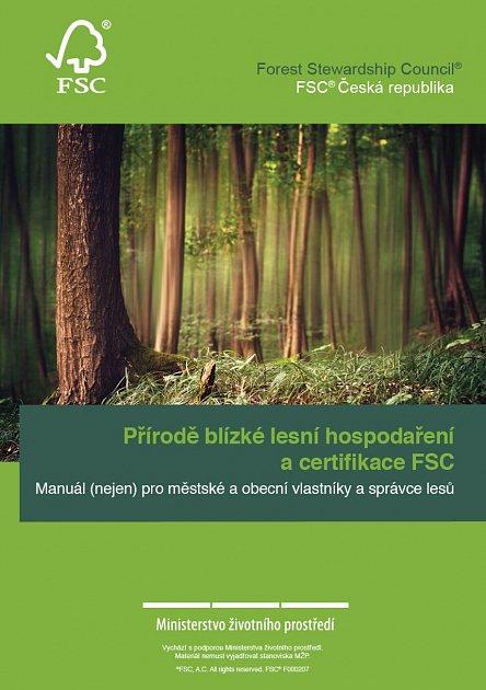 Lesnický manuál pro obce a lesy