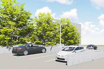 Obyvatelé benešovského sídliště zaparkují lépe
