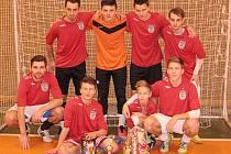 Futsalový turnaj v Neveklově.