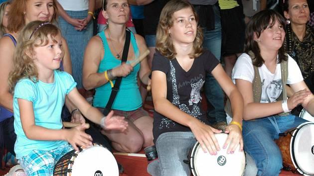 Sázavafest 2012 v Benešově.